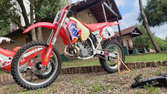 Honda Cr250r 1993 Original Impecable