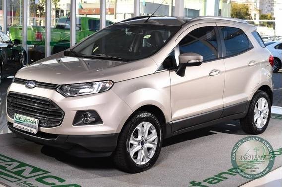 Ford Ecosport Titanium 2.0 16v Flex Aut./2014