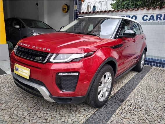 Land Rover Range Rover Evoque 2.0 Se Dynamic 4wd 16v Gasolin