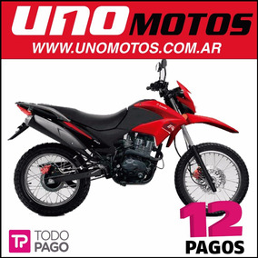 Zanella Zr 150 Enduro Cross Simil Motomel Skua 150