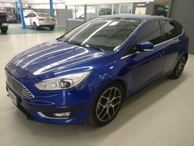 Ford Focus Titanium At 2.0 2015 70.000 Km Azul Aurora 5p