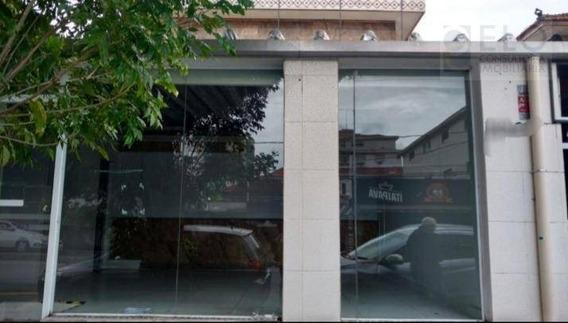Locação, 550 M² Por R$5500.00 - Aparecida - Santos - Ca0354