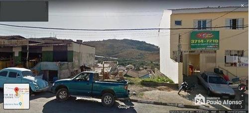 Terreno À Venda, 300 M² Por R$ 230.000,00 - Jardim Paraíso - Poços De Caldas/mg - Te0180