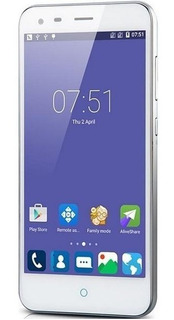 Celular Zte Blade A315 8gb Color Blanco