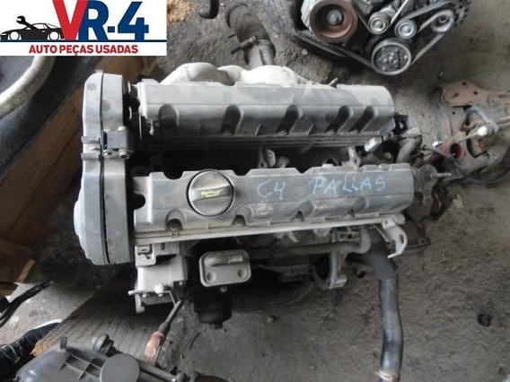 Motor Parcial 2.0 16v Citroen E Peugeot (nf-e E Baixa) Usado
