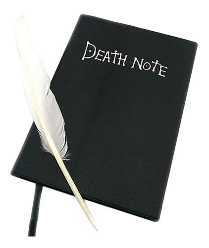 Imagen 1 de 5 de Death Note Cuaderno Ideal Para Coleccionistas Anime Kira L
