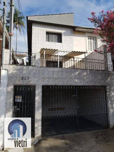 Imagem 1 de 13 de Casa Com 1 Dormitório Para Alugar, 60 M² Por R$ 1.350,00/mês - Alto Da Lapa - São Paulo/sp - Ca1182