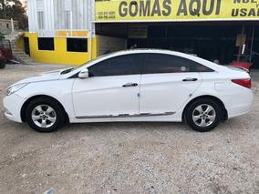 Hyundai Sonata 2014 Con Bolsa De Aire Y Pantalla De Reversa
