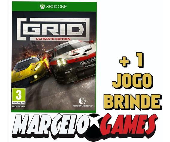 Grid Ultimate Edition Xbox One Midia Digital