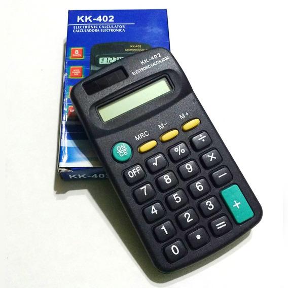Calculadora De Bolsillo Kenko