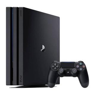Consola Sony Playstation 4 Pro 4k 1tb Ps4+joystick