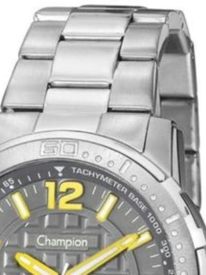 Relógio Champion Masculino Ca30892y Analógico Casual