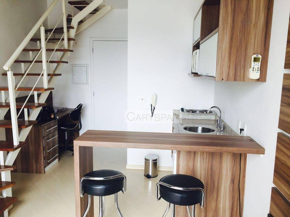 Nyc Berrini Apto Duplex - Ótimo Para Longa Permanência - Fl3631