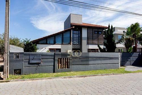 Casa Com 2 Dormitórios À Venda, 80 M² Por R$ 850.000,00 - Campeche - Florianópolis/sc - Ca0442