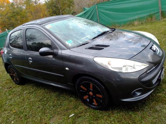 Peugeot 207 2009 1.6 Sedan Xt Tiptronic