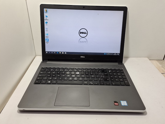 Notebook Dell Intel Core I7 7ºgeração 8gb 1tb Radeon 2gb