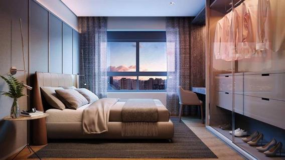 Apartamento Com 4 Dormitórios À Venda, 150 M² Por R$ 1.680.995,00 - Perdizes - São Paulo/sp - Ap24586