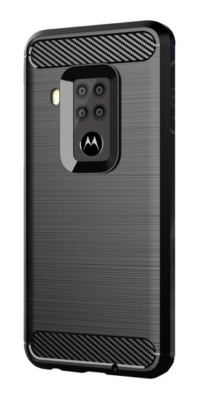 Funda Moto Z Z2 Z3 Z4 E4 E5 C One Vision X4 G4 G5 G6 G7 Plus Play Droid Force Power Protector Case G8 Carbono Premium