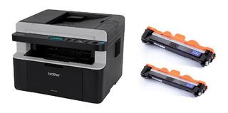 Impresora Brother Dcp 1617 Nueva Wifi 21 Cpm Laser + 2 Toner
