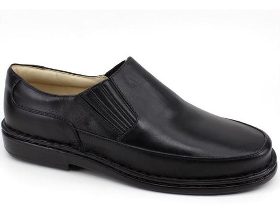 Sapato Opananken Diabetic´s Line 35517 Preto
