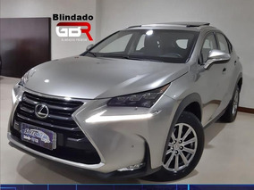 Lexus Nx 200t 2.0 Luxury 16v Gasolina 4p Automático 4x4 Tur