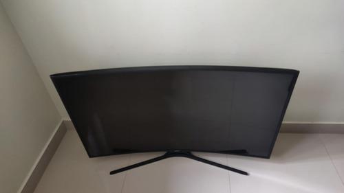 Smart Tv Samsung Led 49  49ku6300 Ultra Hd 4k Curva
