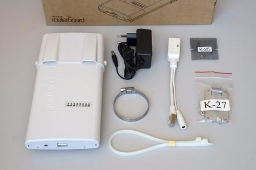 Routeboard Rb 912uag-5hpnd Out Basebox Mikrotik