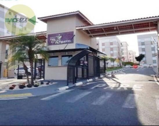 Apartamento Residencial À Venda, Condomínio Vale Das Figueiras, Valinhos. - Ap0615