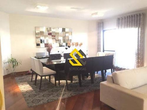 Imagem 1 de 19 de Apartamento Residencial À Venda, Centro, Sorocaba - Ap0580. - Ap0580