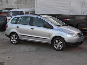Volkswagen Spacefox 1.6 Sportline Total Flex 5p 2010