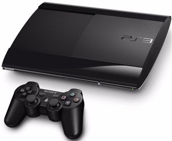 Sony Playstation 3 Super Slim Original 12x Sem Juros