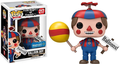 Muñeco Funko Pop Balloon Boy Five Nighty Freddy's Rdf1