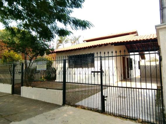 Casa Residencial Em Campo Grande - Ms