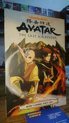 Avatar: Humo Y Sombra. Tomos 1 Y 2. En Español