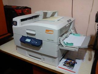Impresora Grafica Xerox Phaser 7400n Escucho Ofertas Ya