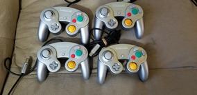 Controle Original Nintendo Gamecube Cinza. Valor De 1.