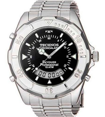 Relógio Masculino Technos Performance Skydive T20557/1p