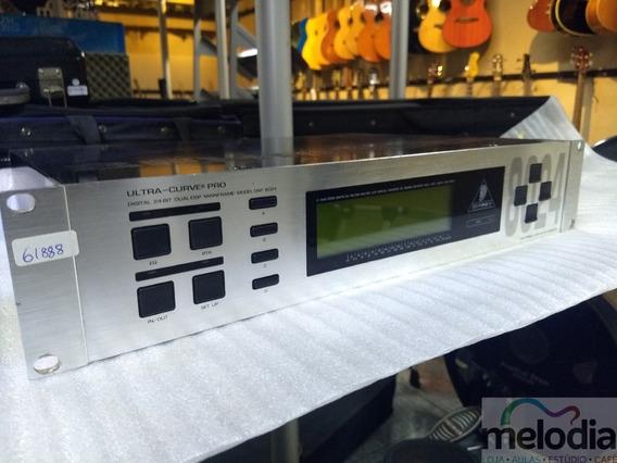 Behringer Equalizador Digital Ultra Curve Pro 8024