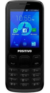 Celular Positivo P70 Whatsapp 512mp Dual Chip 3g Câmera Vga
