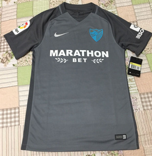 Camisa Málaga Away 2017/2018 Tamanho P