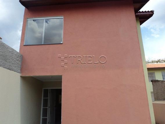 Venda-casa Com 02 Dorm-02 Vagas-jardim Vista Alegre- Ferraz De Vasconcelos-sp - V-1644