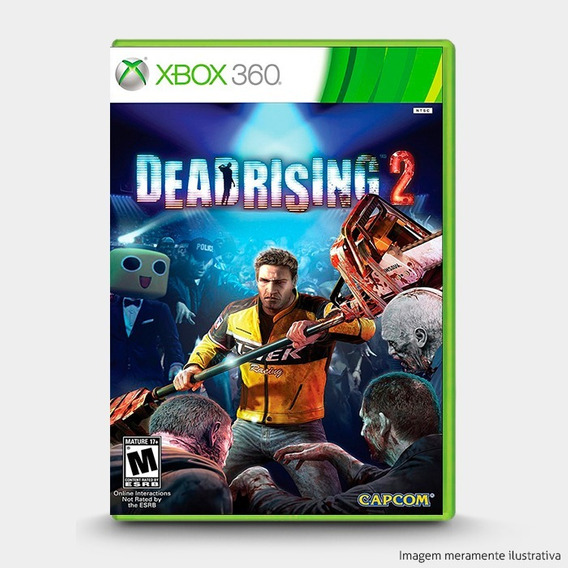 Dead Rising 2 - Original Para Xbox 360 Novo