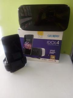 Alcatel Idol 4 Con Realidad Virtual 3gb 16gb / T7 -64603-1