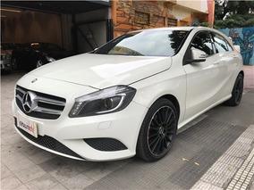Mercedes-benz A 200 1.6 Turbo Style 16v Gasolina 4p Automáti