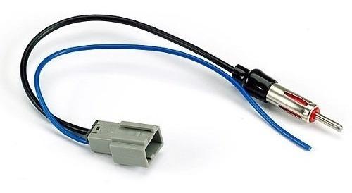 Plug Chicote Adaptador Antena New Civic Crv Até 2011