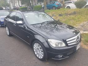 Mercedes-benz Clase C 3.0 280 Elegance Mt 2009