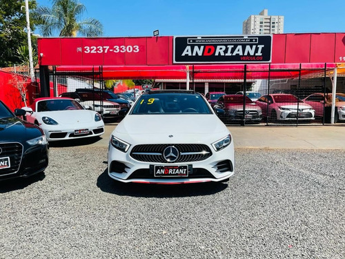 Mercedes-benz Classe A 2.0 Launch Edition Turbo 5p