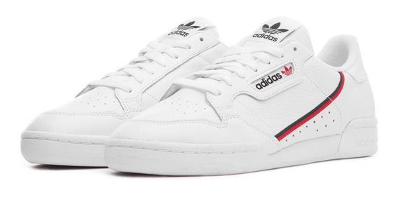 Tenis adidas Continental 80 Piel Blanco Casuales Hombre