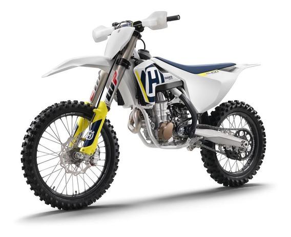 Husqvarna Fc 450cc 2018 Cross (noktmnyamahanohonda) Oferta !