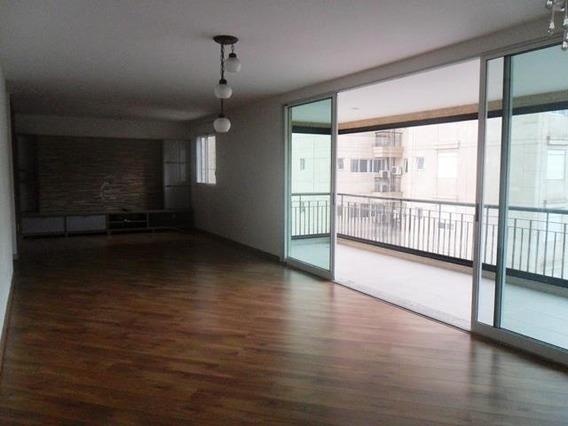 Apartamento Residencial Para Locação, Brooklin Paulista, São Paulo. - Ap2521